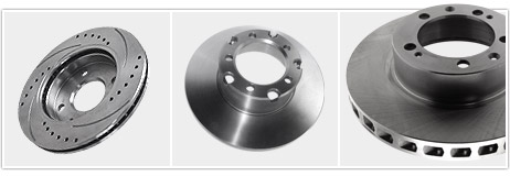 Brake and Clutch Components: Brake Discs including Bremtech Sport+ Drilled and Grooved discs